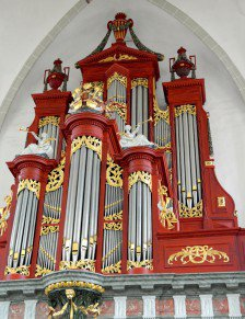 Orgel Jacobikerk